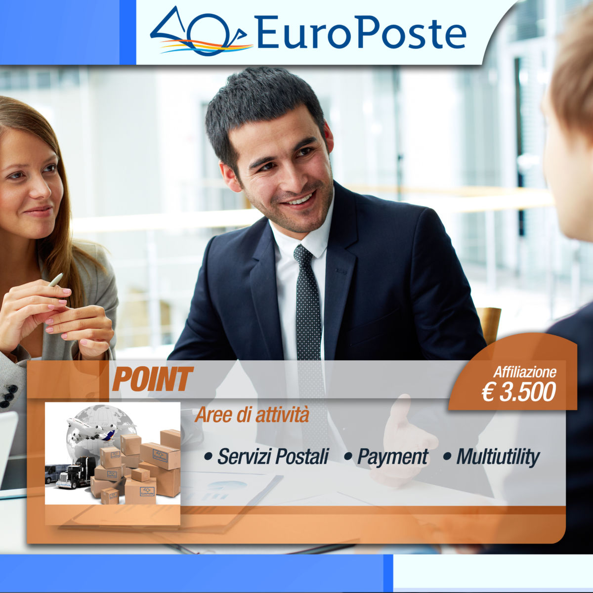 poste private franchising